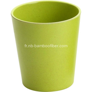 Bambou gracieux petit support Fat Cup