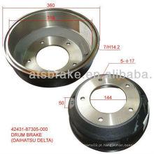 42431-87305-000 para o tambor de freio DAIHATSU