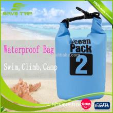 Professional Factory Multifunctional Waterproof Tarp Backpack Dry Bag for Swimming