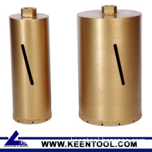 High Working Speed Diamond Core Drill Bits for Concrete