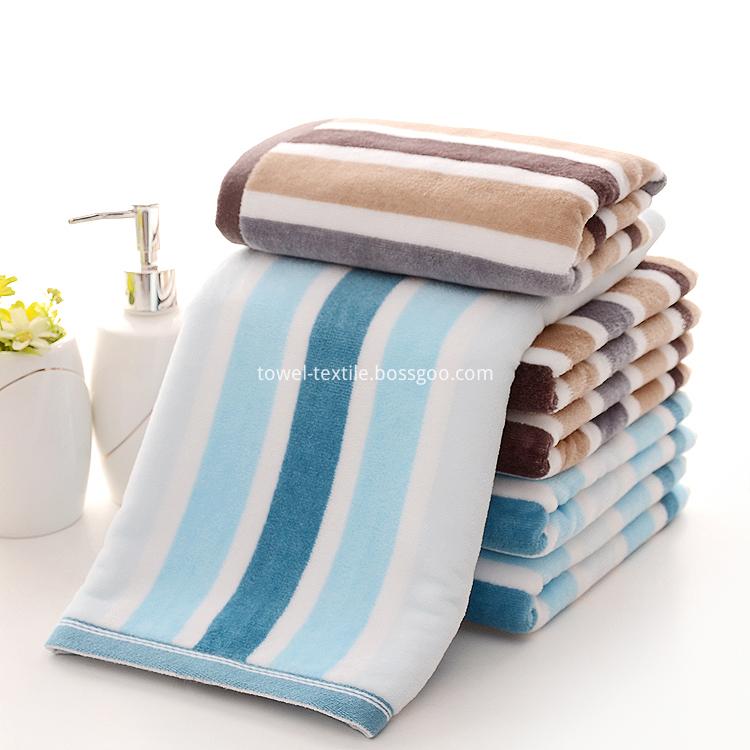 Cut Pile Towels