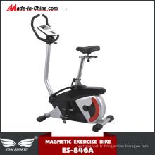 Vélo de résistance magnétique de V-Fit d'usage à la maison d'intérieur (ES-846A)