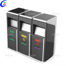 Eco-friendly waste bin Intelligent recycle garbage can