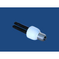 colored T3 13W Half Spiral Fluorescent lamp 10000H CE QUALITY