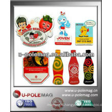 Magnet fridge sticker for wholesale as a gift