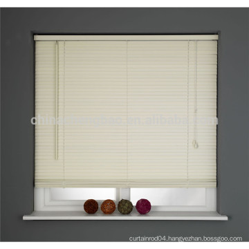 China supplier bamboo blinds parts window integral blinds