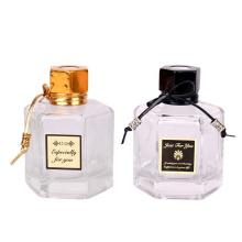 120ml 4oz Home decoration hexagonal aromatherapy aroma difuser perfume bottle