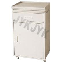 Медицинский металлический прикроватный шкаф Jyk-D07