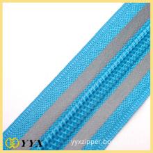 Cheap price Eco-friendly 5 reflective nylon zipper