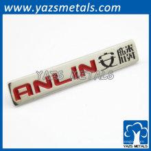 Pin Emblem für die Förderung