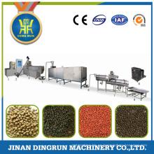 Jinan máquina de fabricación de alimentos de pescado