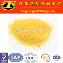 Flocculant china polyaluminium chloride with msds
