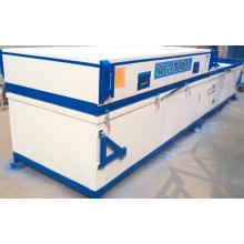 membrana de la membrana del pvc prensa máquina de la prensa del vacío