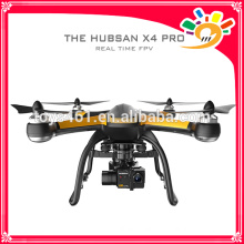 5.8GHZ et 2.4GHZ HUBSAN X4 PRO REAL TIME FPV H109S 1080P Quadcopter avec caméra HD