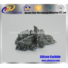 preço de alta pureza preto SiC Silicon Carbide verde