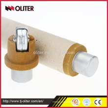 Manufacturer Injection Molten Steel disposable expendable Sampler, Molten Metal Sampler,Molten Iron Sampler