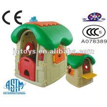 Hotsale Preschool Crianças Outdoor Plástico Play Garden House