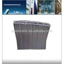 Cable del elevador, cable plano del elevador que viaja