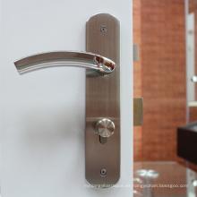 Manija de palanca de puerta de tubo de acero inoxidable RPM-05 + RST-19
