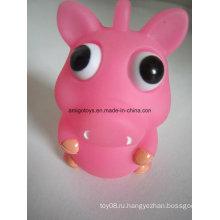 Розовые глаза поп-игрушки