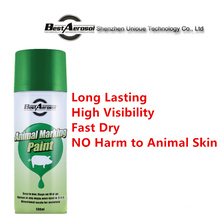 Animal Marking Spray Paint Pig Marker Cattle Marker Aerosol Marker