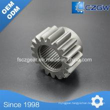 Precised Transmission Steel Gear Spur Gear