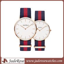 Neue Kollektion Paar Uhr Mode Edelstahl Uhr (RS1197)