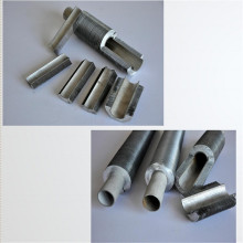 High frequency G type extruded aluminum fin tube