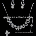 Latest bridal wedding jewelry set (GWJ12-543)