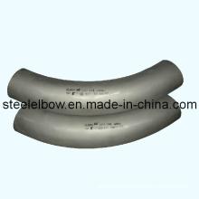 Stahl verzinkt gedrückte Bögen gepresst Ellbogen für Staubabsaugung