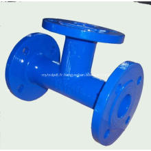 Raccords de tuyaux en fonte ductile