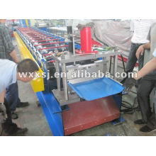 roof panel corrugated steel roll forming machine