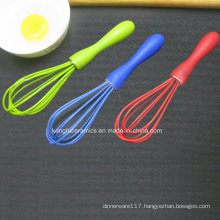 Custom Colorful Silicone Egg Whisk