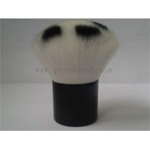 Panda Style Sot Hair Cuidado de la piel Kabuki Face Brush