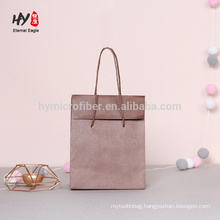 high quality custom elegant brown paper bag