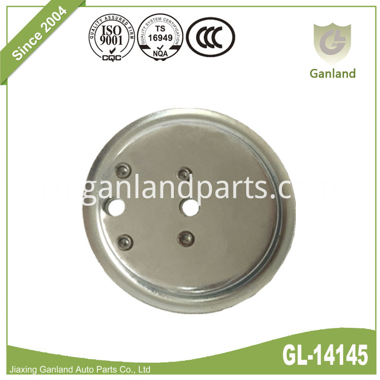 Steel Flush Mount D Ring GL-14145