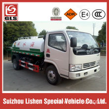 Dongfeng 10m3 tank water distribution truck