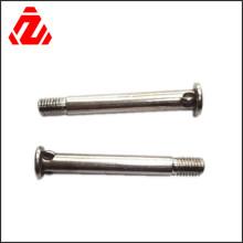 Perno de acero inoxidable personalizado con orificio (fábricas chinas)