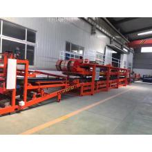 Color Steel Sheet sandwich panel manufacturing line