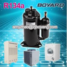 compresor rotativo para bomba de calor con r134a