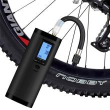 Портативный маленький велосипедный воздушный компрессор