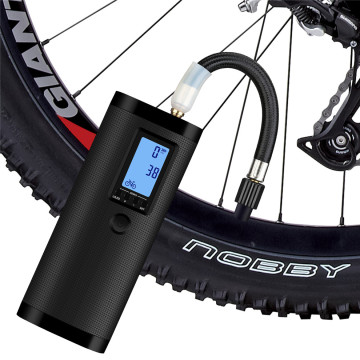 Portable Smallest Bicycle Pump Air Compressor
