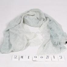 lenço de lã de lã de verão feminino