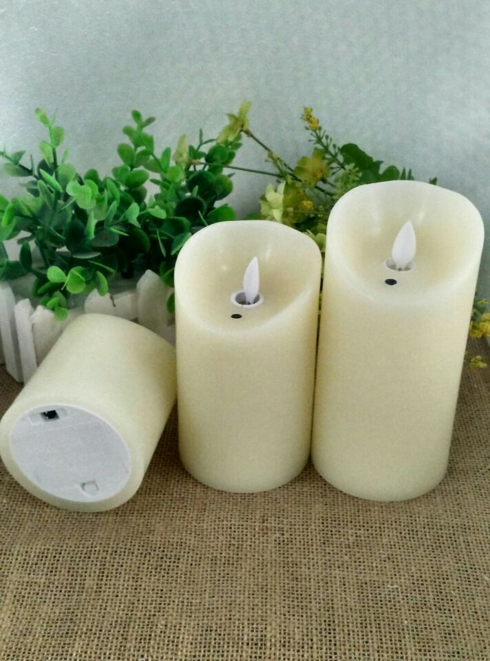 led candles with battery