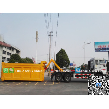 25T Hook Loader Garbage Truck