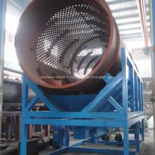 Séparateur continu de centrifugeuse de décanteur de haute qualité