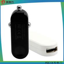 Cargador de coche mini USB con alta calidad 2.4A máximo (CC1512)