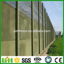 Дешевые !! 1 из нержавеющей стали 358 забор для ограждения из тюленей, тюремный забор из колючей проволоки / тюремные заборы