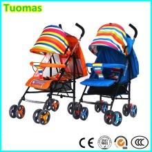 Bunter hochwertiger bester verkaufender Baby-Spaziergänger / Pushchair / Pram