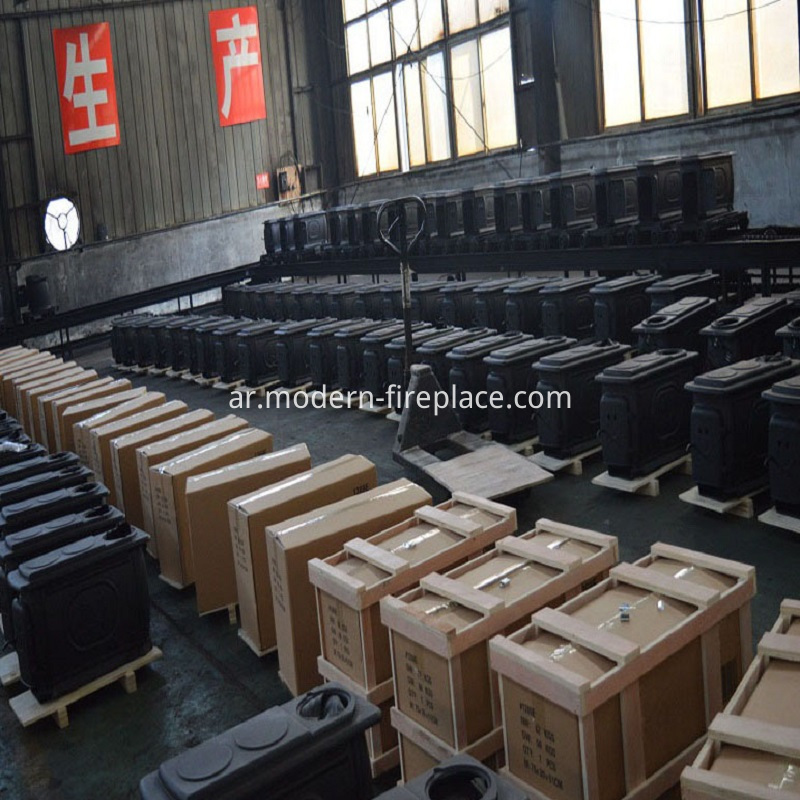 Country Wood Stoves Production